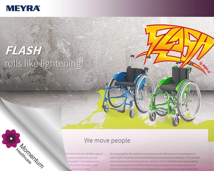 Exclusive distributors for Meyra