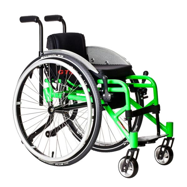 GTM Junion Wheelchair Img01