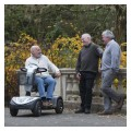 Invacare Comet Mobility Scooter Img04