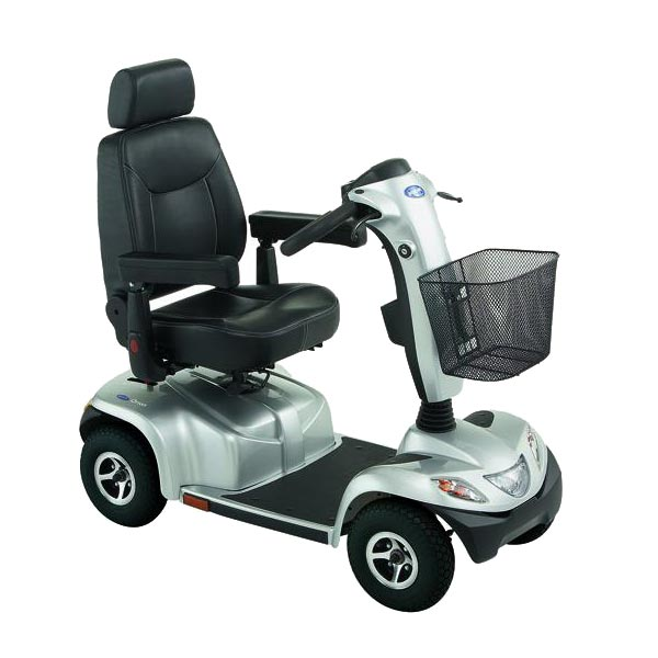Invacare Orion Mobility Scooter Img02