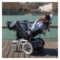 Lifestand LSCO Wheelchair Permobil Img12