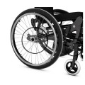 Lifestand LSE Wheelchair Permobil Img07 – Quick Release