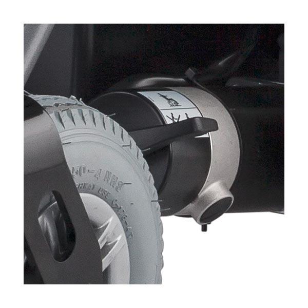 Meyra iChair MC Basic Wheelchair Img04
