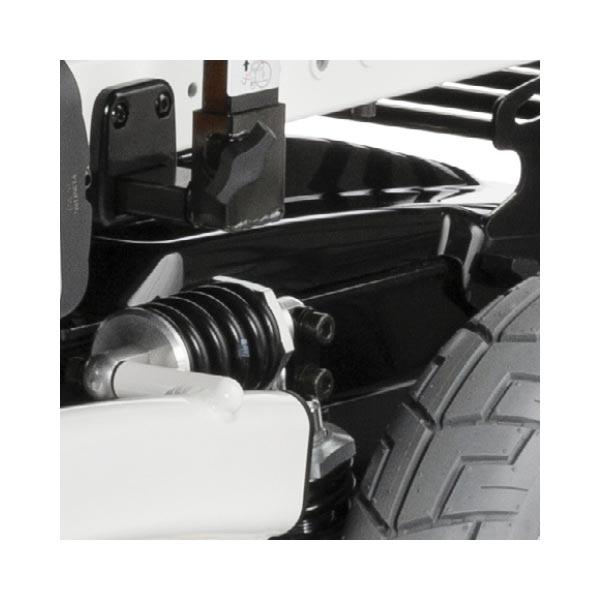 Meyra iChair MC3 Wheelchair Img05