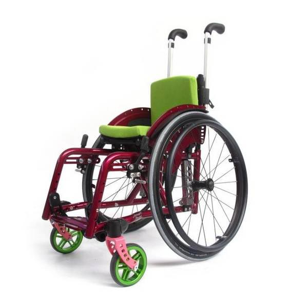 Sorg Jump Alpha Wheelchair Img01