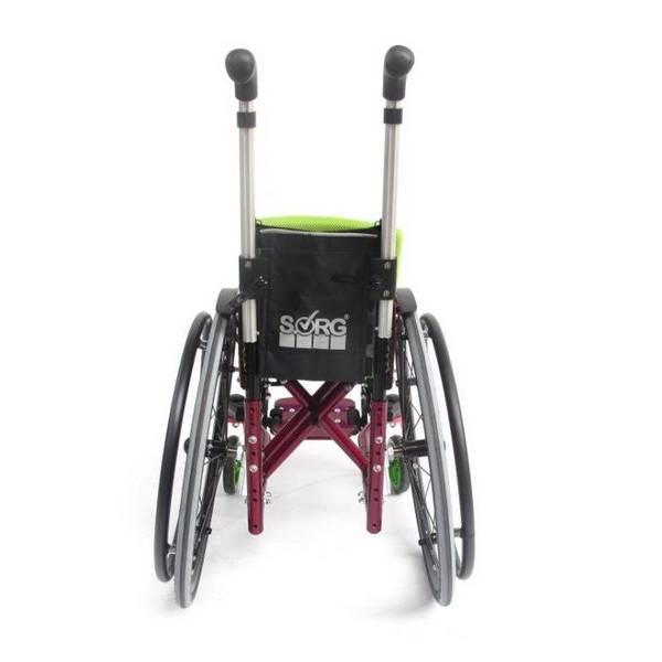 Sorg Jump Alpha Wheelchair Img03