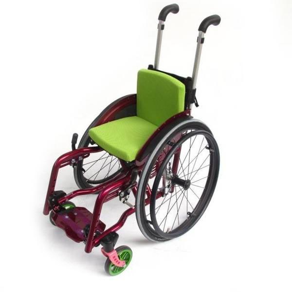 Sorg Jump Alpha Wheelchair Img05