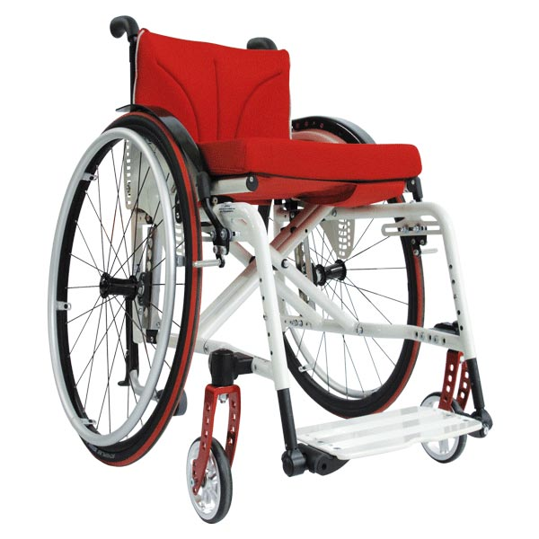 Sorg Jump Beta Wheelchair Img12