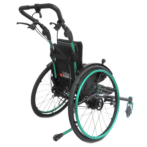 Sorg Mio Move Wheelchair Img11