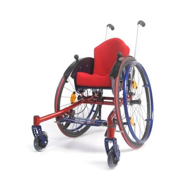 Sorg Mio Taurus Wheelchair Img01