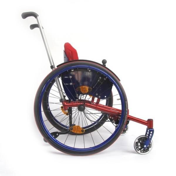 Sorg Mio Taurus Wheelchair Img02