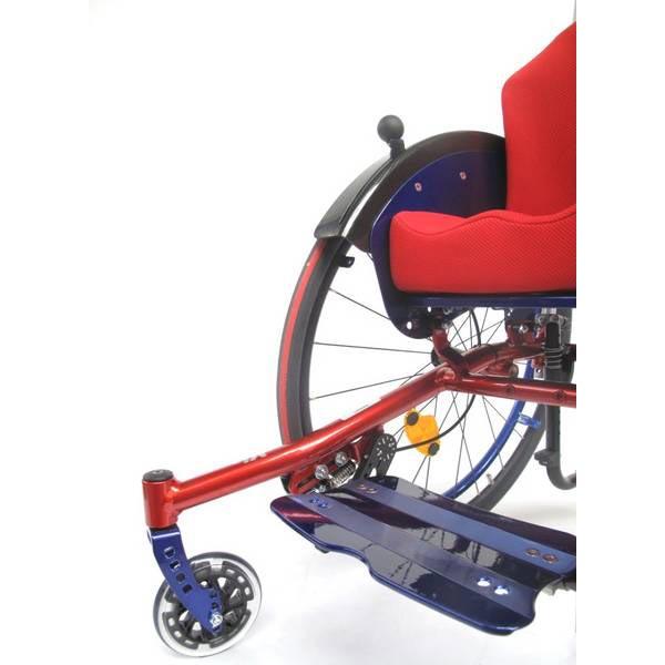 Sorg Mio Taurus Wheelchair Img04