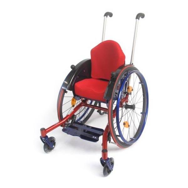 Sorg Mio Taurus Wheelchair Img05