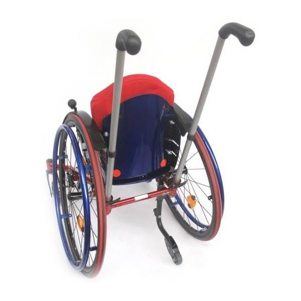 Sorg Mio Taurus Wheelchair Img07