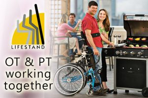 lifestand standing wheelchairs OT PT