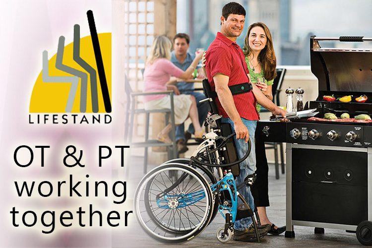 lifestand standing wheelchairs OT PT