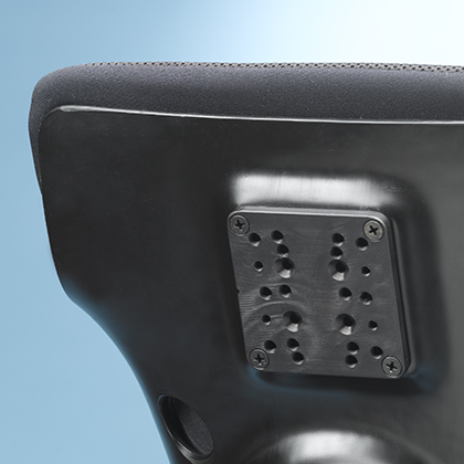 14 Custom Back headrest mount plate