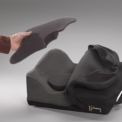 Custom Moulded Seating Momentum Healthcare