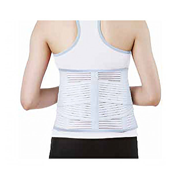 Adjustable back brace