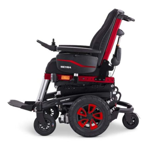 The Benefits of Using an Electric Wheelchair Momentum Healthcare