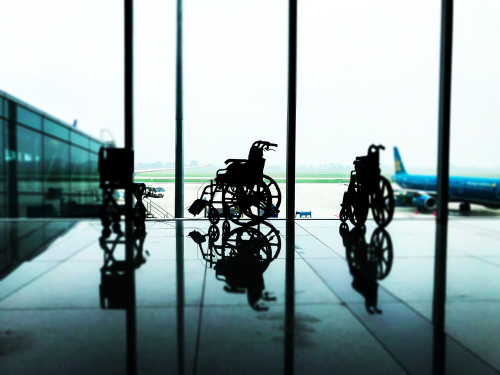 Wheelchair Air Travel Guide Momentum Healthcare