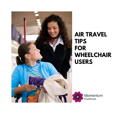 Wheelchair Air Travel Guide