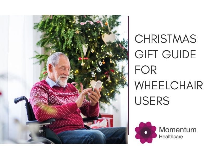 Christmas Gift Guide for Wheelchair Users