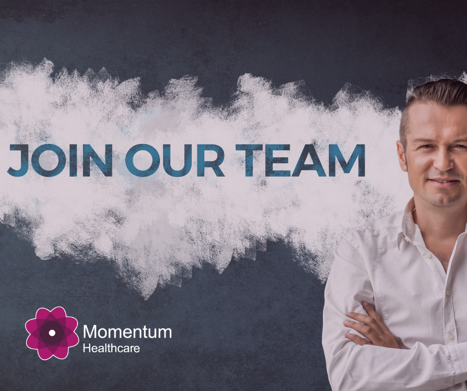 Join our Team Momentum Healthcare