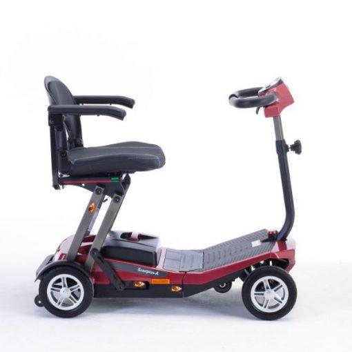 Invacare Scorpius Electric scooter.