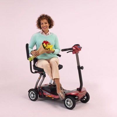 Invacare Colibri Mobility Scooter Momentum Healthcare