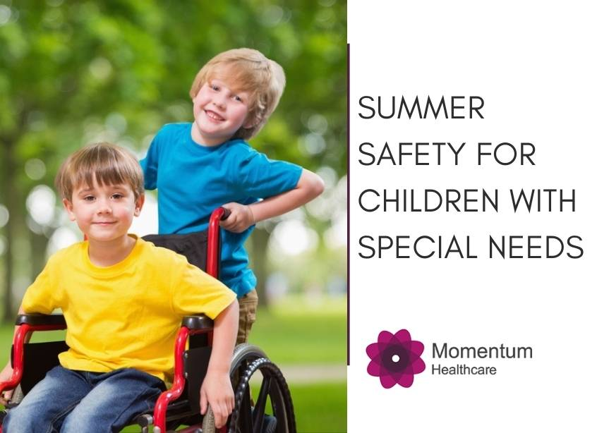 Summer Safety for Children with Special Needs