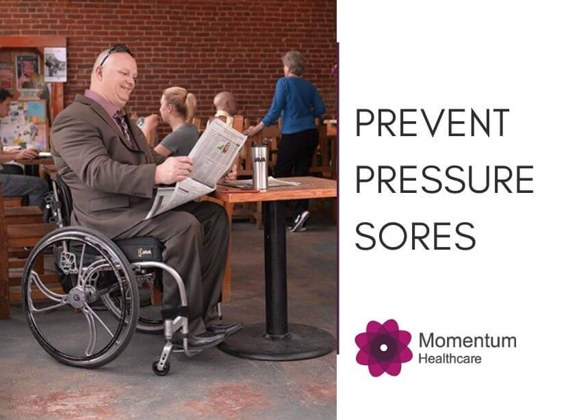 Using Pressure Cushions to Prevent Pressure Sores
