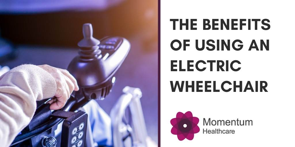 The Benefits of Using an Electric Wheelchair